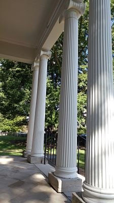 Orlando Brown House Columns opt 1